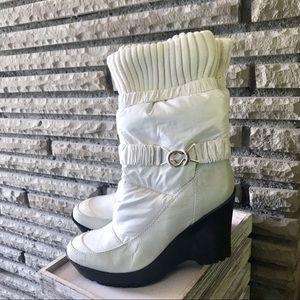 Report Wedge Winter Boots